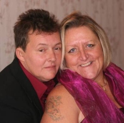 Lynn and Dana Norris Webb